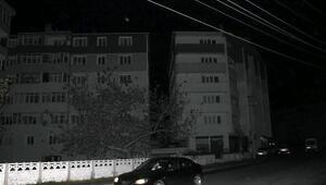 Trafo patladı, Çorlu 3 saat elektriksiz kaldı