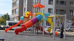 Kayyum belediye başkanı döneminde, Tunceliye 26 park yapıldı