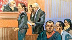 Dünyanın en büyük uyuşturucu lideri El  Chaponun davasını izledik
