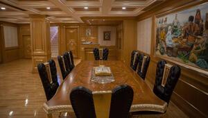 Dubai Emiri, Darıca'da ultralüks bir malikâne inşa ettirdi