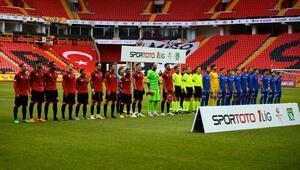 Gençlerbirliği yarım düzine gol atıp kazandı