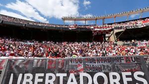River Plate, Madridi reddetti
