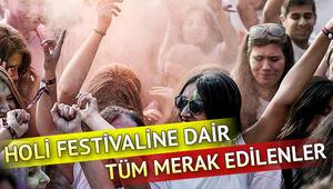 Holi Festivali ne zaman 2019 Holi Festivali