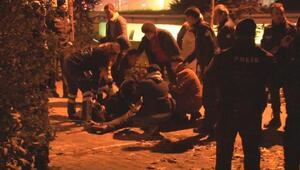 Kadıköyde taciz iddiası sonrası kavga: 1 ağır yaralı