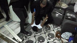 İstanbulda tamirhaneye şok baskın Hayırlı işler