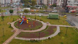 Muratpaşada 7 park açılıyor