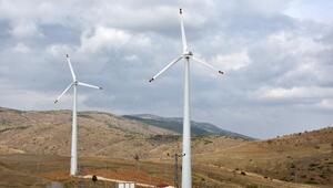 Rüzgar enerjisiyle, 200 bin dekar alan sulanacak
