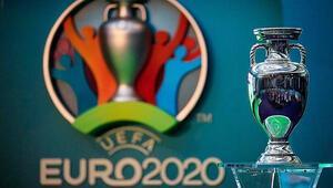 EURO 2020de Türkiyenin rakipleri belli oldu... İşte Türkiyenin gruplardaki rakipleri ve maç takvimi