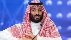 Veliaht Prens Bin Selman Cezayire gidecek
