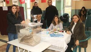 CHP Yeşilovada önseçim yapıldı