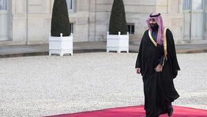 Suudi Veliaht Prens Bin Selman Moritanyada