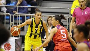 Fenerbahçe, Mersin BŞByi rahat geçti
