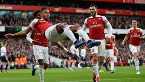Arsenalden müthiş geri dönüş Tam 6 gol...