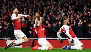 Arsenal 4-2 Tottenham (MAÇ ÖZET)