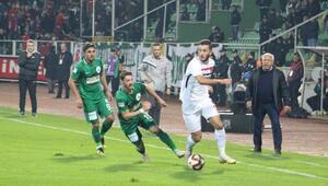 Giresunspor-Gazişehir Gaziantepspor: 1-5