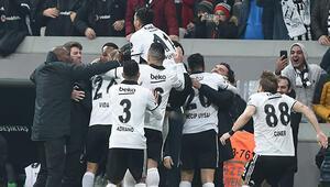 Beşiktaş yılın son derbisinde evinde Galatasarayı yendi