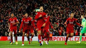 Liverpool 1-0 Everton (MAÇ ÖZET)