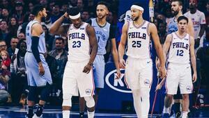 Furkanlı Philadelphia 76ers vites yükseltti