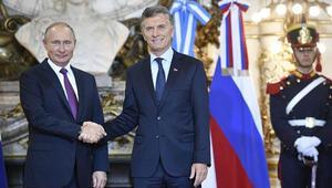 Rusya ve Arjantinden barışçıl nükleer anlaşması
