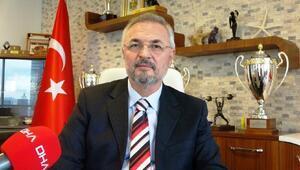 (ÖZEL) Halter Federasyonu Başkanı Taşpınar: Çok şükür artık Türk halterinde doping skandalları yok