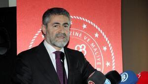 Bakan Yardımcısı Nebati: Enflasyon oranları açıklandı, nerede tellallar
