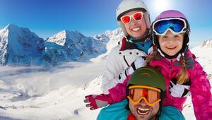 Kara kışın beyaz eğlencesi: En iyi kayak merkezleri