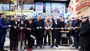 Kahramankazan'da Engelsiz Yaşam Merkezi açıldı