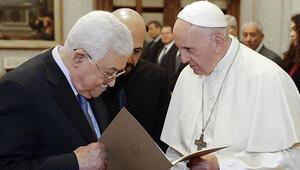 Abbas ve Papa, Orta Doğu sorununu ele aldı