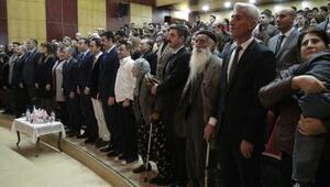 Tunceli'de Dünya Engelliler Gününe renkli kutlama