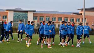 Kayserispor, Altay maçına hazırlanıyor