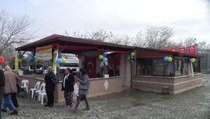 Kiraz Atatürk Rekreasyon Alanı ve içindeki kafeteryayı engelliler işletecek