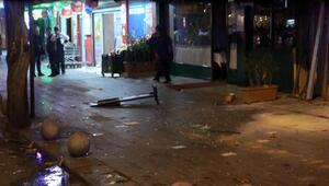 Ankarada doğal gaz patlaması: 7 yaralı