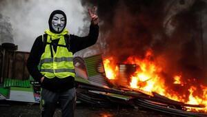 Fransa Ekonomi Bakanından sarı yeleklilere ilişkin açıklama