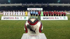 Afjet Afyonspor - Eskişehirspor: 2-1