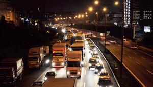 Trafiğe kayıtlı araç sayısı 22,8 milyon oldu