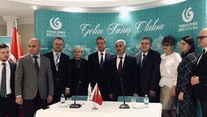 Başkan Topcu kardeş şehir töreninde