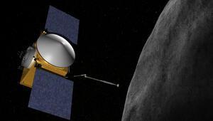 NASAnın uzay aracı, gök taşı Bennuya ulaştı