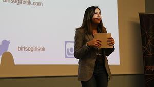 Hem fenomen hem girişimci üniversiteli: Elif Aleyna Duman