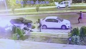 Diyarbakırda 1 kişinin öldüğü silahlı kavganın görüntüleri ortaya çıktı