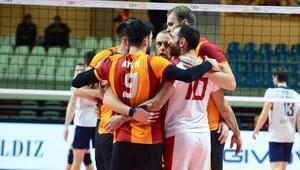 Galatasaray Erkek Voleybol Takımı, Hırvatistan deplasmanında