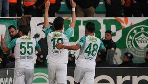 Bursasporun yedeklerinden tam 5 gol