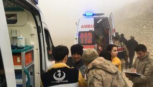 Hatayda yolcu minibüsleri çarpıştı: 13 yaralı