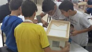 Trakya Üniversitesi'nden, Mühendis olmaya adım adım projesi