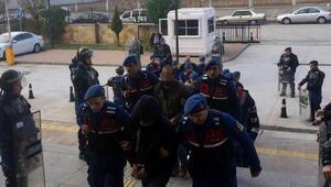 Uşakta 1nci derece SİT alanında kazıya 12 gözaltı