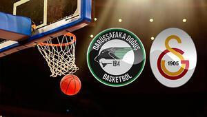 Darüşşafaka Tekfen Galatasaray basket maçı ne zaman saat kaçta hangi kanalda