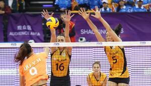 VakıfBank - Zhejiang: 3-0