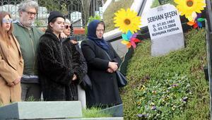 Serhan Şeşen mezarı başında anıldı
