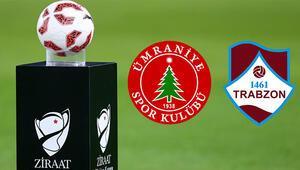 Ümraniyespor 1461 Trabzon maçı ne zaman saat kaçta ve hangi kanalda