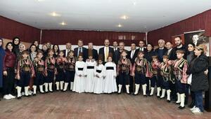 Polat ve Akgül, 'Dünya Engelliler Günü' programına katıldı