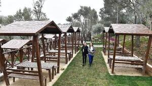 Zeytin Park açılıyor